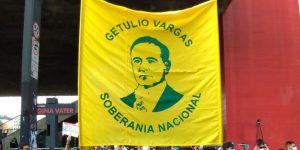 Getulio Vargas voltou